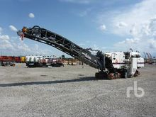 2008 WIRTGEN W2000 Crawler Mill