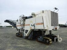 2004 WIRTGEN W2000 Crawler Mill