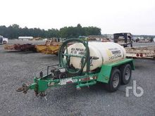 2007 WYLIE 500 Gallon T/A Water