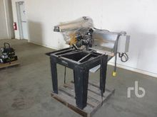 DEWALT 3436 Radial Arm Saw Indu