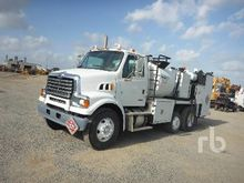 2008 STERLING L7500 T/A Fuel &