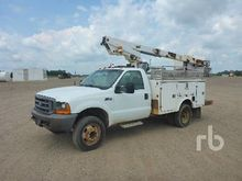 2000 FORD F450 XL Super Duty w/
