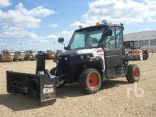 2013 BOBCAT 3650 4x4 Side By Si
