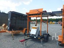 PSI Solar Portable Sign Board