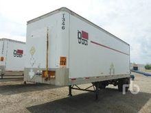 1999 PULLMAN 28 Ft x 102 In. S/