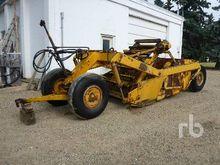 HANCOCK Hydraulic Pull Scraper