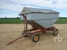 KENDON 2/axle Grain Wagon