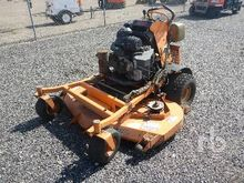 SCAGG 60 In. Riding Lawn Mower
