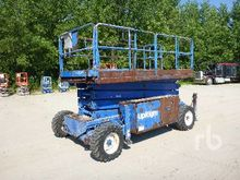 2001 UPRIGHT LX41 Scissorlift