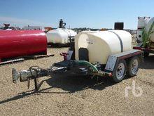 2008 MAGNUM T/A Water Tank Trai