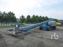 2007 GENIE S100 4x4x4 Boom Lift