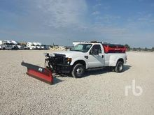 2008 FORD F350 XL Super Duty 4x
