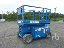 2007 GENIE GS3268RT Scissorlift