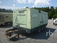 2011 SULLAIR 1600DPQ Air Compre