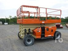 2005 JLG 4594RT 4x4 Scissorlift