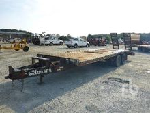 2007 HUDSON HTD18 Equipment & U