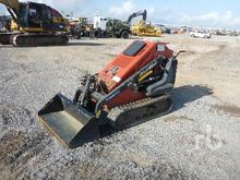 2012 DITCH WITCH SK650 Walk Beh