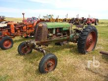 OLIVER 2WD Wide Front Antique T