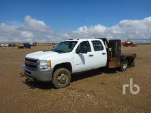 2011 CHEVROLET 3500 HD Crew Cab