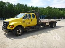 2006 FORD F650 XLT Extended Cab