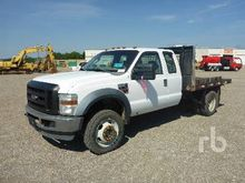 2008 FORD F450 Extended Cab 4x4