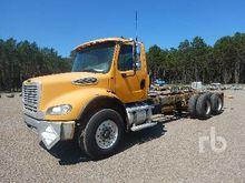2005 FREIGHTLINER M2 T/A Cab &
