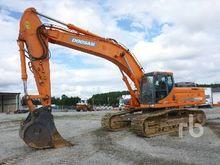DOOSAN DX420LC Hydraulic Excava