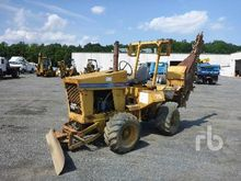 1983 PARSONS T75 4x4 Trenchers