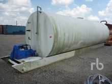 10000 Gallon Skid Mounted Water
