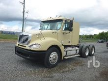 2006 FREIGHTLINER COLUMBIA T/A