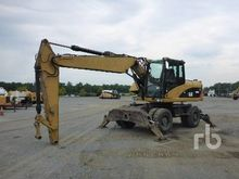CATERPILLAR M315D Mobile Excava