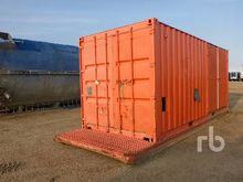 BBC 715 600 KW Containerized Ge