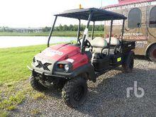 2011 CLUB CAR XRT1550SE Utility