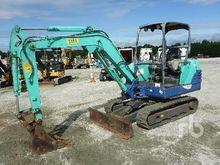2011 IHI 35N3 Mini Excavator (1