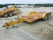 1988 DITCH WITCH T14A Tilt Deck