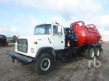 1993 FORD LNT9000 T/A Vacuum Tr