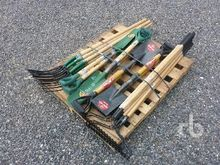 Qty of Landscaping Tools Landsc