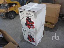 Qty of Husky 4 Gallon Air Compr