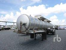 1987 HEIL 5000 Gallon T/A Tank