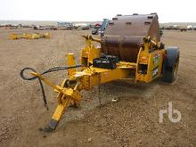 IRT 2000H Tow Behind Compactor