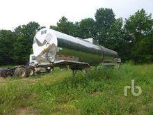 2014 FRUEHAUF 5700 Gallon T/A T