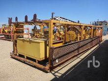 30 Ft Testing Unit Skid Mtd Pip