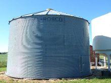 WESTEEL 19 Ft 6 Ring Grain Bin