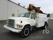 1996 FORD F800 w/Telelect Digge