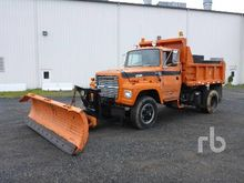 1993 FORD L8000 Dump Truck (S/A