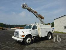 1998 FORD F800 S/A w/Telelect T