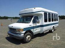 1998 FORD E350 15 Passenger S/A