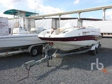 2002 SEA DOO ISLANDIA 22 Ft Dec