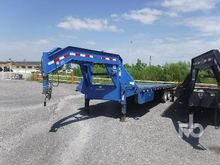 2012 LOAD TRAIL 26 Ft x 8 Ft T/