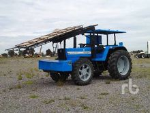 LANDINI TL29DT MFWD Utility Tra